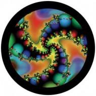 ROSCO GOBO VIDRIO 86749, INFRARED SPHERES, Color
