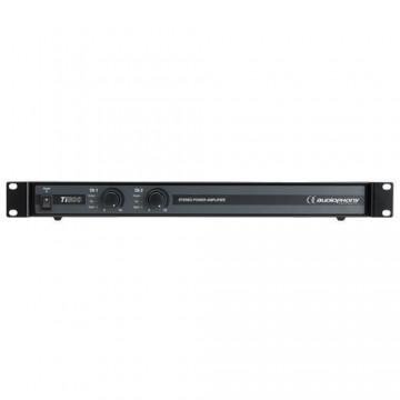 AUDIOPHONY Ti300- Amplificador clase D 2x150W@4 Ohms-1x300W@8-1U