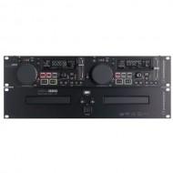 AUDIOPHONY MPu320 Lector Doble CD/USB M3