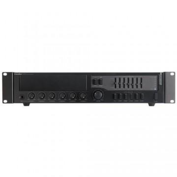 AUDIOPHONY COMBO240 - Amplificador linea 100V combo 5 zonas 6 entrada