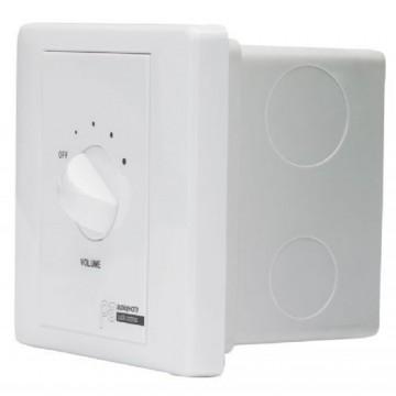 AUDIOPHONY REG-BOX Caja para empotrar regulador devolumen