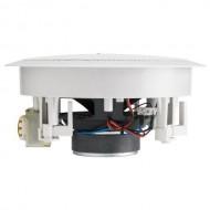 """AUDIOPHONY CHP620 - Plafon altavoz 2 vias 6"""" linea100V / 8 ohms ABS"""
