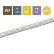 CONTEST PURETAPE6067-WARM, Tira LED 60 LED/m 5 mBLANCO CALIDO 3000º