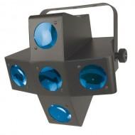 CONTEST DELIRIUM PROYECTOR EFECTOS 320 LED RGBW