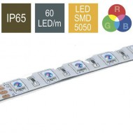 CONTEST COLORTAPE6065 - Tira LED RGB 60 LED/m 24V,5m - IP65