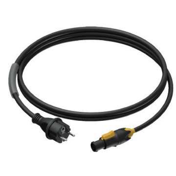PROCAB CABLE SCHUCO MACHO-POWERCON TRUE 1 DE 1,5 mts