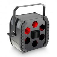 CAMEO MOONFLOWER DE EFECTOS LED TRICOLOR 9W