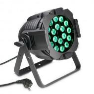 CAMEO STUDIO PAR64 LED RGBW 18 x 8w Quad
