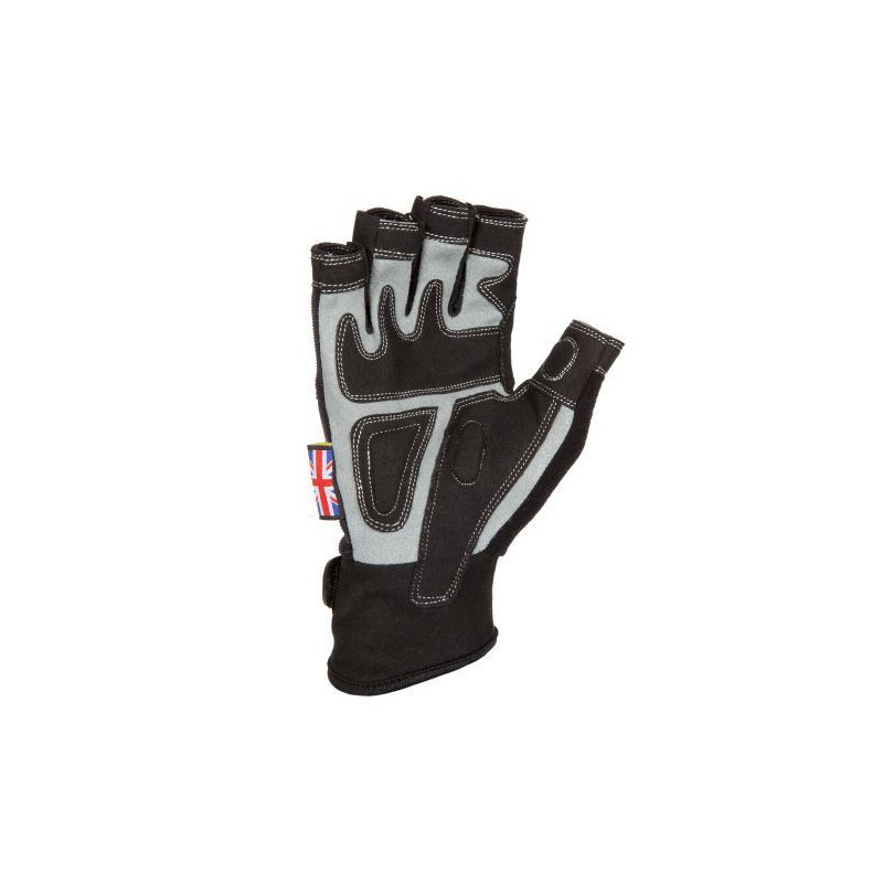 Guante comfort fit fingerless Dirty Rigger DTY-COMFFLS | Siluj ...