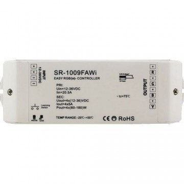 CONTROLADOR RGBW.TIRA LED WIFI
