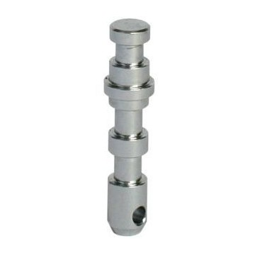 DOUGHTY SPIGOT Aluminio 16 mm x 16 mm