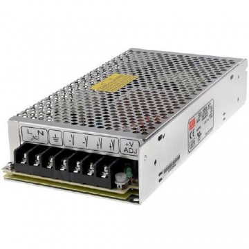 MEAN WELL FUENTE DE ALIMENTACION RS-150-12 12,5 a 150W 12Vdc
