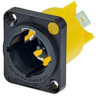 NEUTRIK POWERCON TRUE1 IP65 MACHO CHASIS