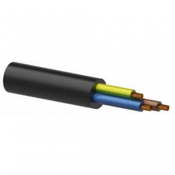 PROCAB CABLE DE CORRIENTE DE 3x1,5 mm flexible PVC