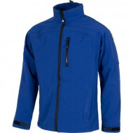 CHAQUETA WORK SHELL COLOR AZUL