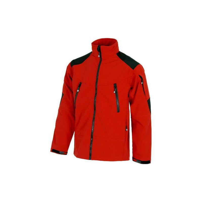 Workshell Rojo Siluj Chaqueta Chaqueta Workshell Color FI1EYq 59ab04db2a72b
