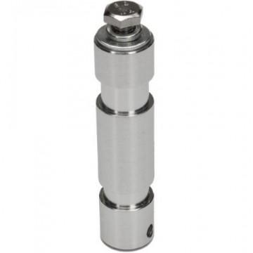 ADMIRAL Spigot de aluminio 28mm, M10