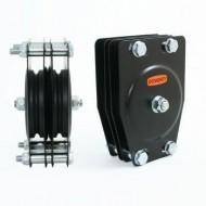 DOUGHTY POLEA ESTANDAR 2 VIAS Ø 100 mm Cable 4 mm