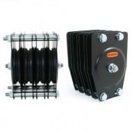DOUGHTY POLEA ESTANDAR 4 VIAS Para cable de acero.Diametro 100mm