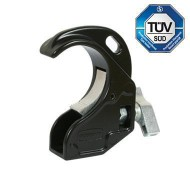 DOUGHTY GARRA TWENTY CLAMP color negro