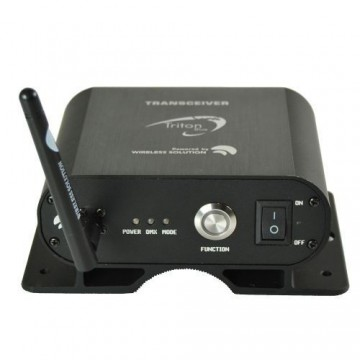 TRITON BLUE WIRELESS DMX TRANSMISOR