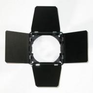 VISERA 4 ALETAS SPOT 300/500/650 LED(16 x 16cm)