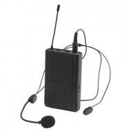 AUDIOPHONY CR12A-HEADset - Emisor + micro de cabeza para CR12A-COMBO