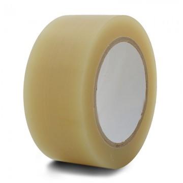 CINTA PVC FLOORTAPE 50 mm x 33 m TRANSPARENTE MATE