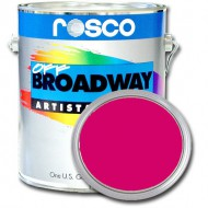 PINTURA OFF BROADWAY MAGENTA, 3,8 Litros ROSCO
