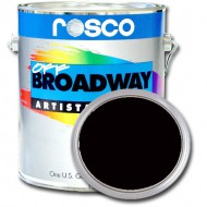 PINTURA OFF BROADWAY BLACK, 3,8 Litros ROSCO
