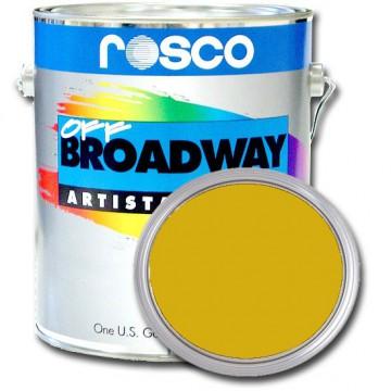 PINTURA OFF BROADWAY YELLOW OCHRE 3,8 Litros ROSCO