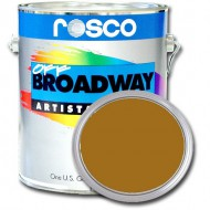 PINTURA OFF BROADWAY RAW SIENNA, 3,8 Litros ROSCO
