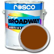 PINTURA OFF BROADWAY BURNT SIENNA 3,8 Litros ROSCO