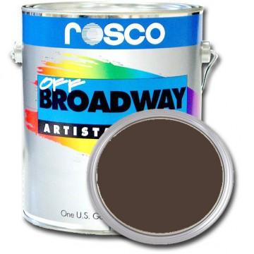 PINTURA OFF BROADWAY EARTH UMBER, 3,8 Litros ROSCO