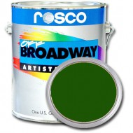PINTURA OFF BROADWAY CHROME OXIDE GREEN 3,8 Litros Rosco