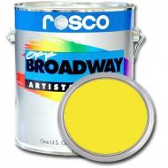 PINTURA OFF BROADWAY LEMON YELLOW, 3,8 Litros Rosco