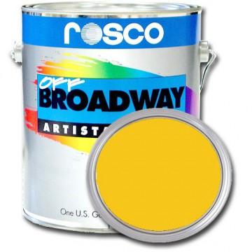 PINTURA OFF BROADWAY GOLDEN YELLOW, 3,8 Litros Rosco