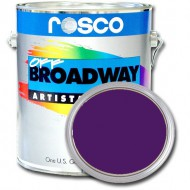 PINTURA OFF BROADWAY PURPLE, 3,8 Litros ROSCO