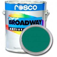 PINTURA OFF BROADWAY PTHALO GREEN, 3,8 Litros Rosco