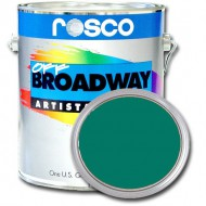 PINTURA OFF BROADWAY PTHALO GREEN, 3,8 Litros Rosco