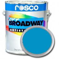 PINTURA OFF BROADWAY SKY BLUE, 3,8 Litros ROSCO