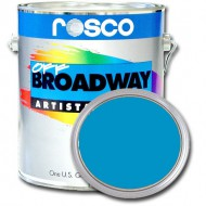PINTURA OFF BROADWAY SKY BLUE, 3,8 Litros ROSCO