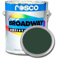 PINTURA OFF BROADWAY IMPERIAL GREEN, 3,8 Litros Rosco
