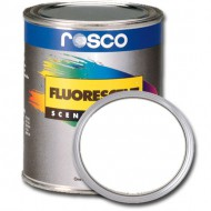 PINTURA FLUORESCENTE BLANCO 0.96 Litros Rosco