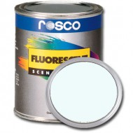 PINTURA FLUORESCENTE AZUL INVISIBLE. 0.96 Litros Rosco