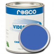 PINTURA CHROMA KEY AZUL 0,96 L. Rosco