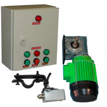 SilujTex Kit Motor 1/2 CV con cuadro de control (Vel. Fija)