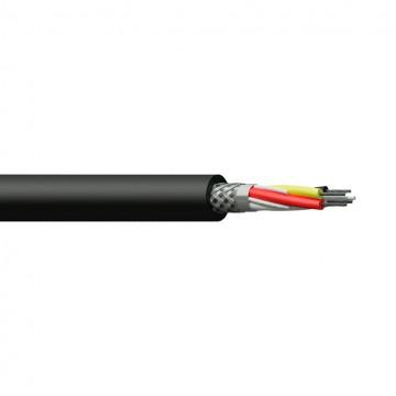 PROCAB CABLE DMX 110 OHM PAR DUAL (2 pares de cables DMX) precio metro DMX50