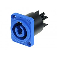 NEUTRIK POWERCON BASE 3 CONTACTOS (AZUL) NAC3MPA