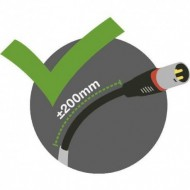 PROCAB FUNDA TERMORETRACTIL 6 mm TRANSPARENTE Paquete 10 unidades